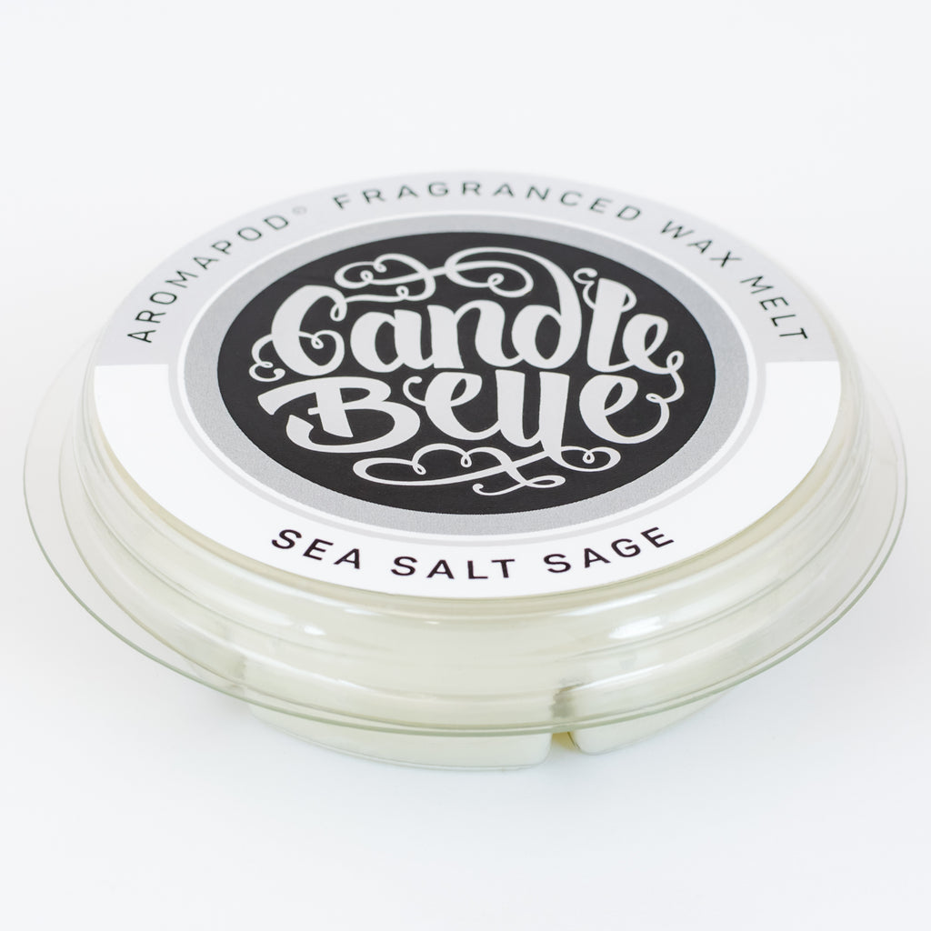 Candle Belle® Aromapod® DECO Sea Salt Sage Fragranced Wax Melt 48g