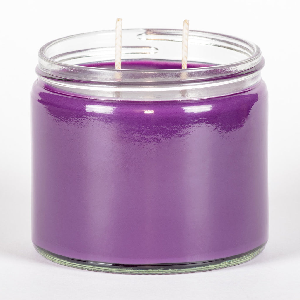 Candle Belle® Tulips Fragranced Twin Wick Jar Candle 240g