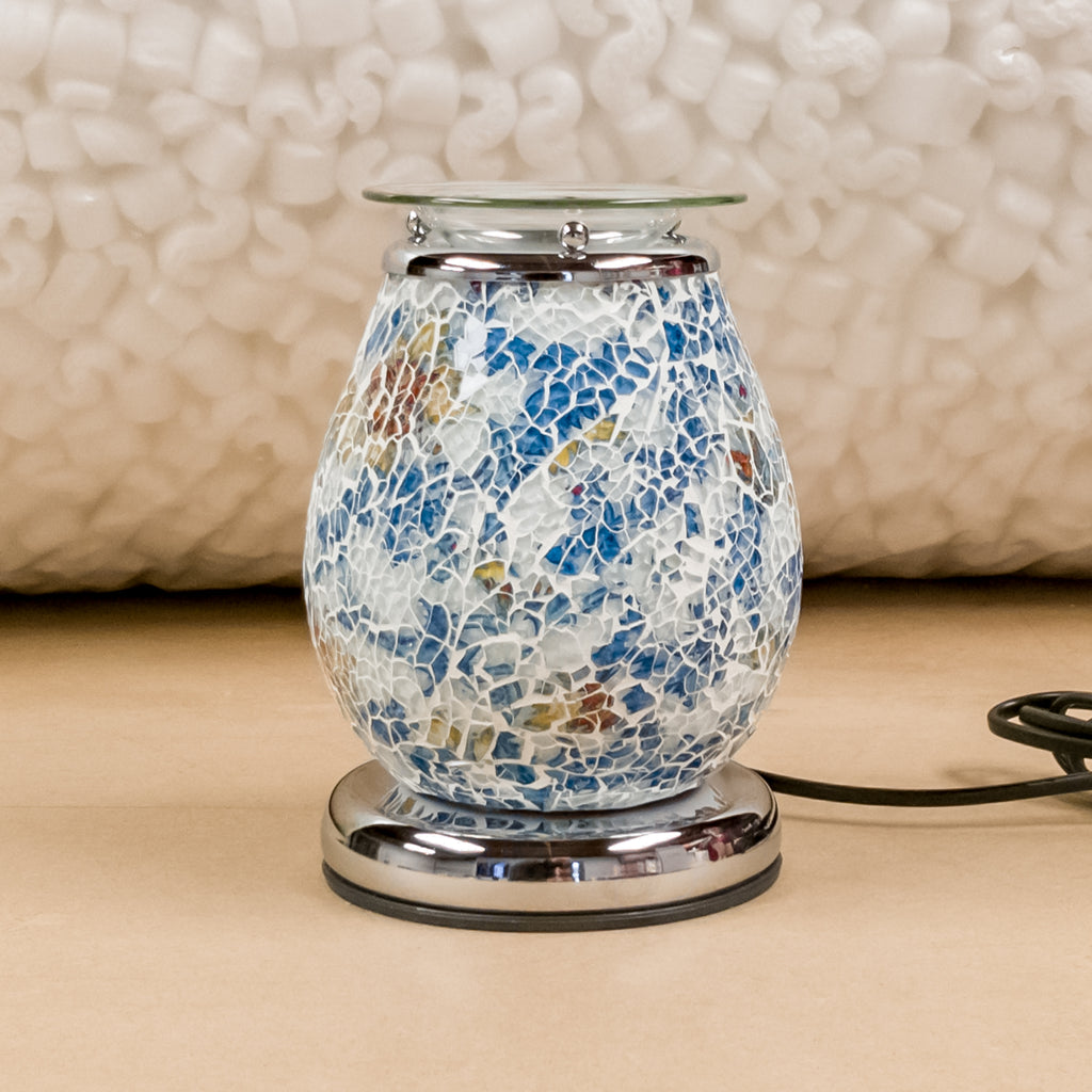 Venus Mosaic Electric Touch Wax Warmer by Aromatize