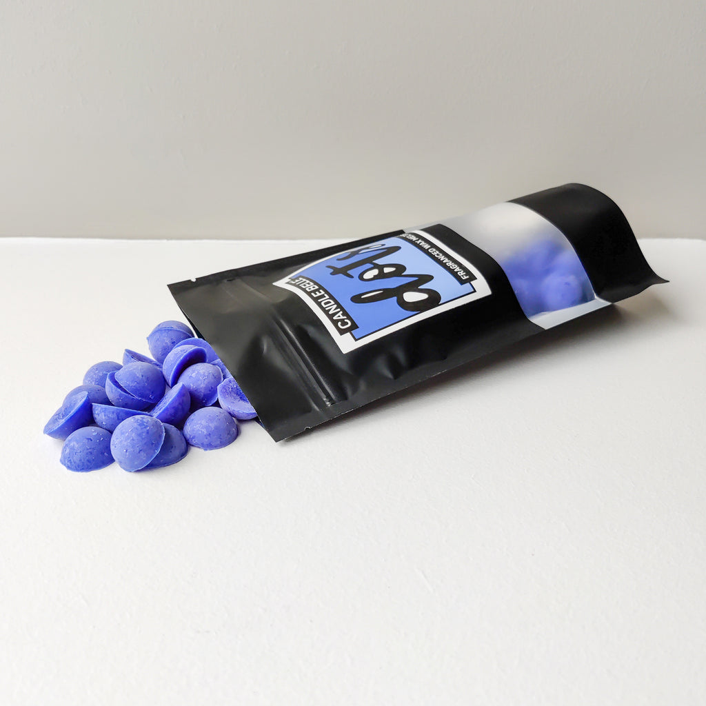 Candle Belle® Dots Blueberry Cheesecake Fragranced Wax Melts 145g