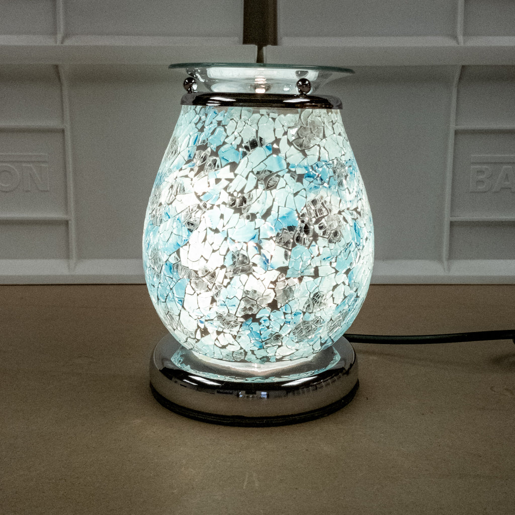 Artemis Mosaic Electric Touch Wax Warmer by Aromatize