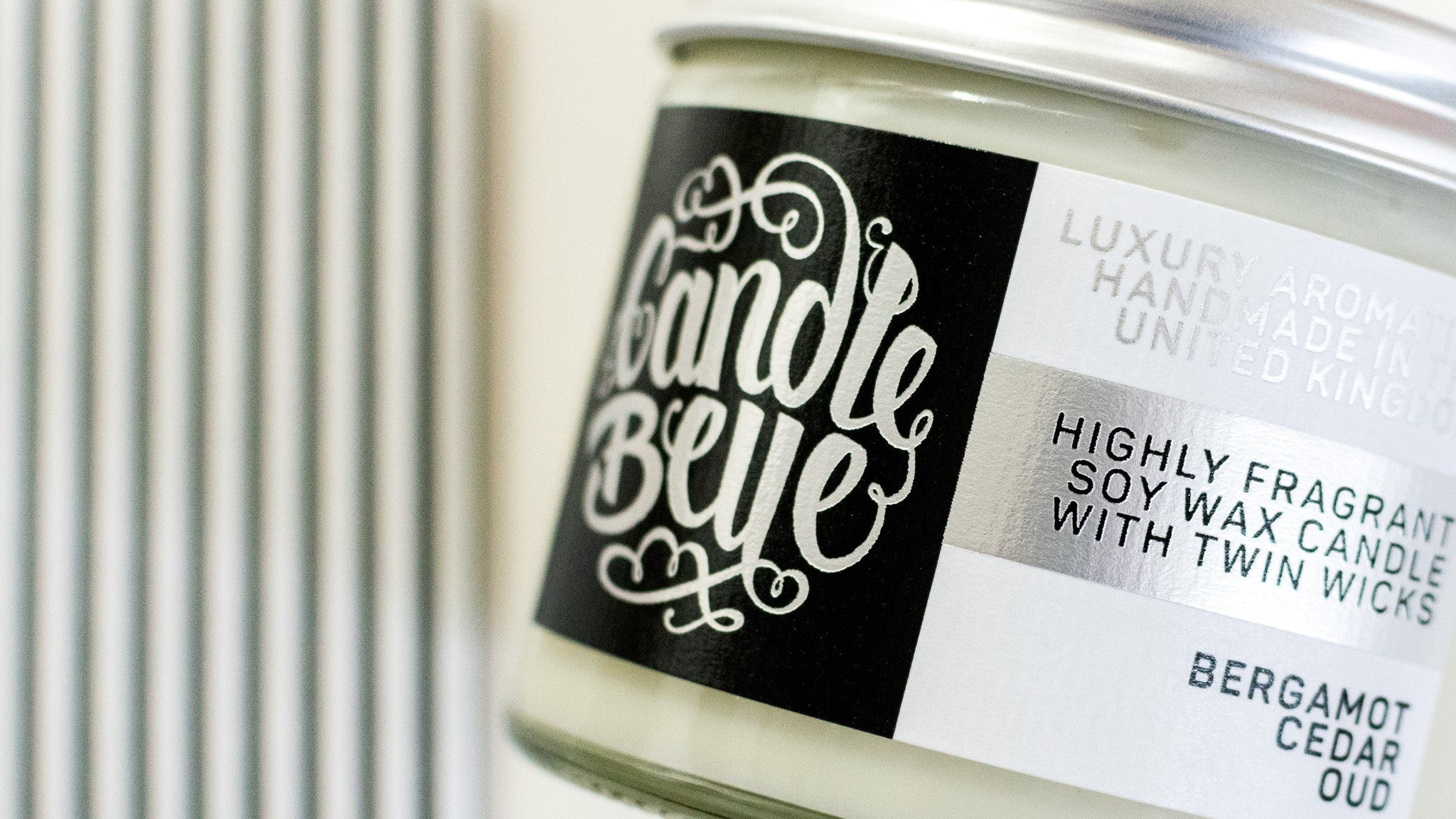 Candle Belle Soy Wax Twin Wick Candles