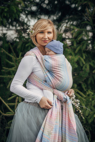 Lenny Lamb Baby Wrap 'Little Love Dazzle' IN STOCK
