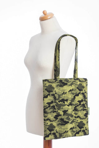 Shopping Bag - Green Camo