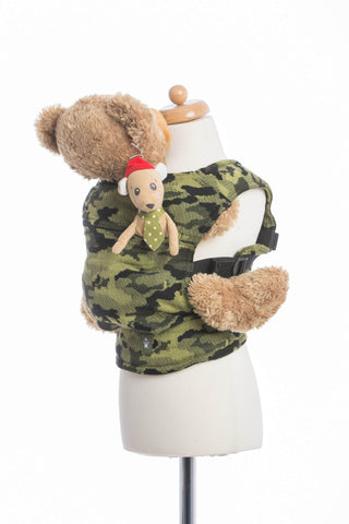 Doll Carrier 'Green Camo' IN STOCK