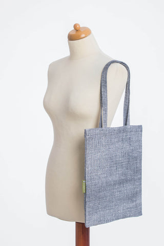 Shopping Bag - Denim Blue