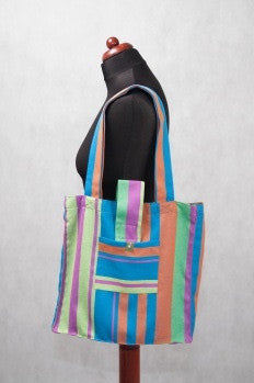 Shoulder Bag 'Zumba Blue'
