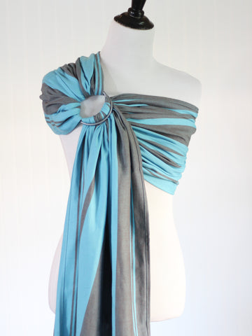 Bibetts 'Aquamarine' Ring Sling