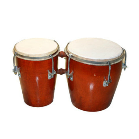 Bongo Drums from India Fair Trade Music and Fun