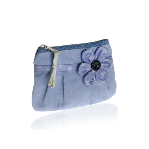 Cornflower Coin Purse