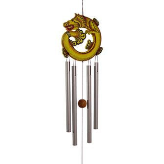 Dragon Metal Wind Chimes Fair Trade Home & Gift Ideas