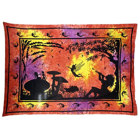 Fairy Under Tree Wall Hanging Gifts Home Accessories