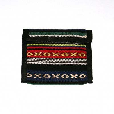 Gheri cotton wallets - No 4 folded - Fair Trade Wallets