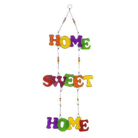 Home Sweet Home Suncatcher