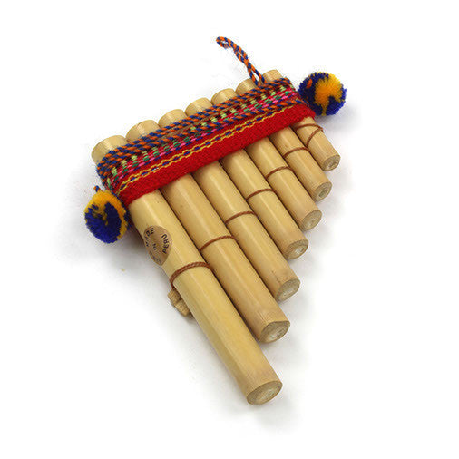 Mini Antara Pan Pipes - In Your World - 1