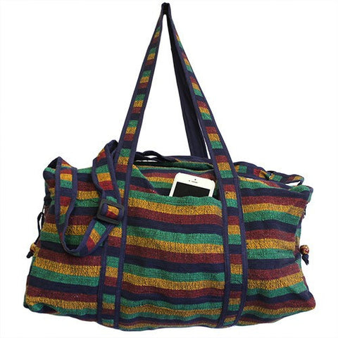 Nepal Travelling Bag Made in India 100% Cotton