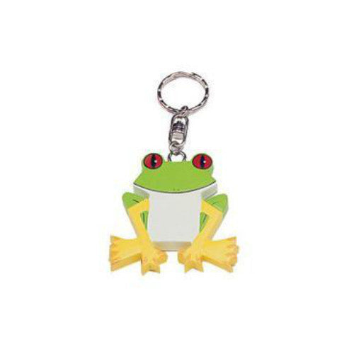 Wooden Frog Keyring Fair Trade from Indonesia