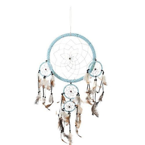 Pale Blue Dreamcatcher