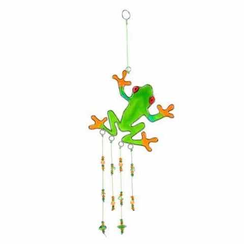 Tree Frog Suncatcher Mobile Ethical Home & Gift