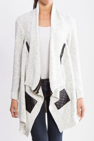 Snowflake in the City Cardigan