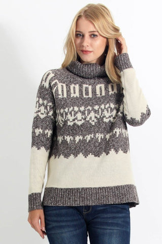 Ski Resort Sweater