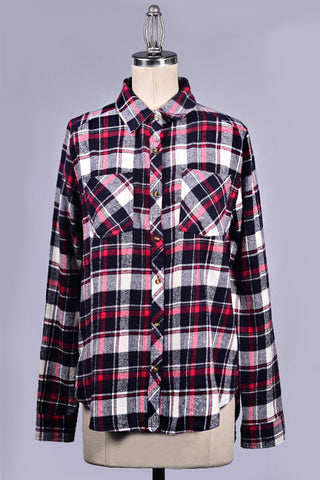 Mountain Weekend Flannel