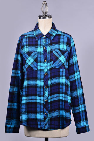 Perfectly Plaid Flannel