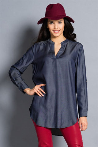 Must Have Denim Tunic