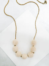 Load image into Gallery viewer, Malena crochet bead necklace