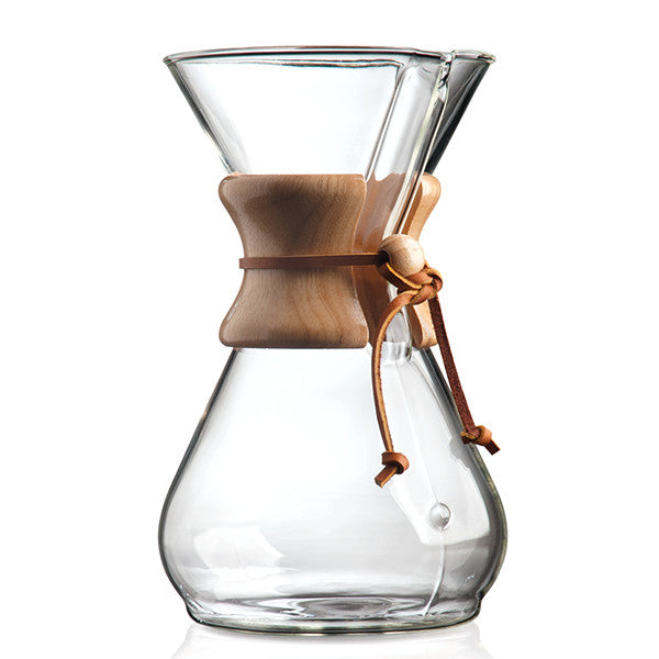 Chemex 8 Cup Glass Coffee Maker