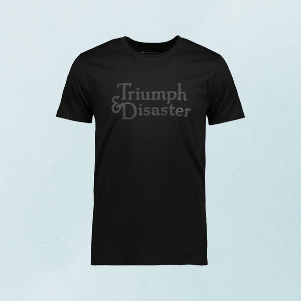 Triumph & Disaster Tee