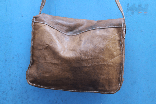 [Leather messenger gypsy bag gypsy bohemian style bag or handbag]- The Namaste Boutique