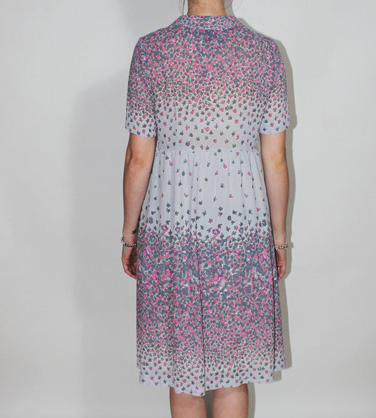 Hemmed in Flowers Dress