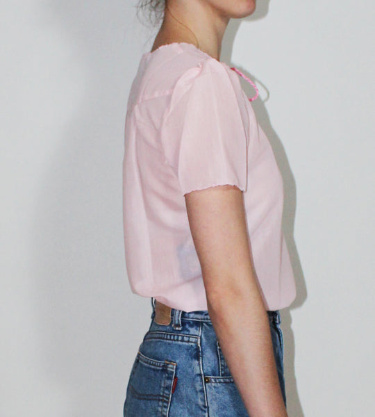 Pink Kawaii Top