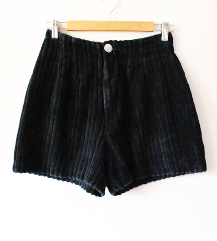 High Waisted Love Island Shorts
