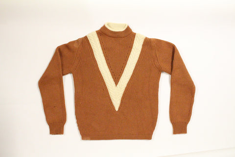 Knitted Mountain Sweater