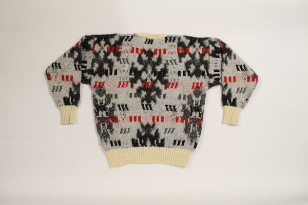 Abominable Snowman Sweater