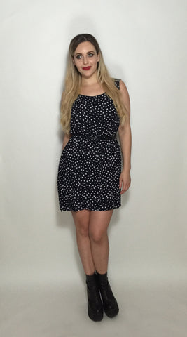 Holey Great Spots Dress