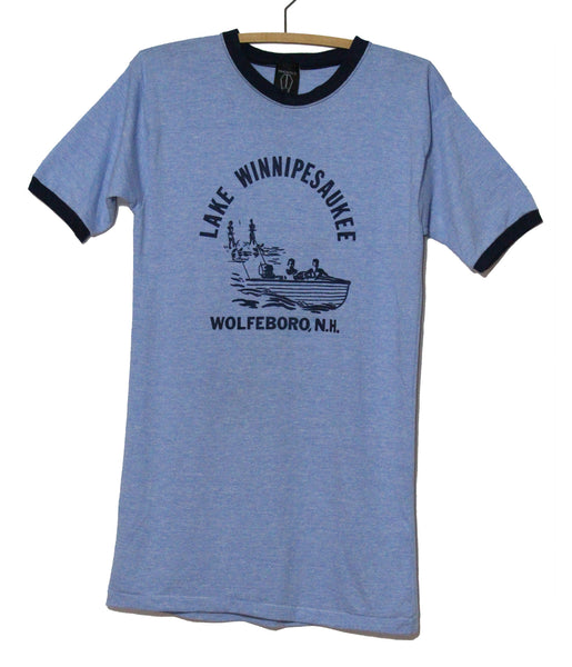 Lake Winnipesaukee Vintage T Shirt
