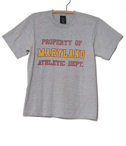 Maryland Athletic Dept. Vintage T Shirt