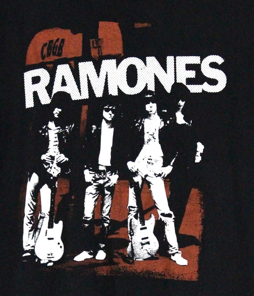 The Ramones Vintage T Shirt