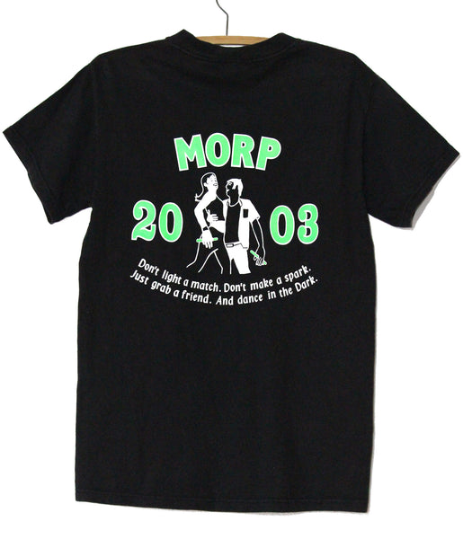 MORP Glow in The Dark T Shirt