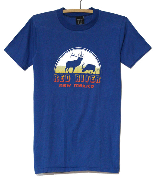 Red River New Mexico Vintage T Shirt