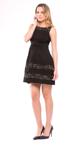 "The Olian ""Caroline"" Maternity Cocktail Dress"