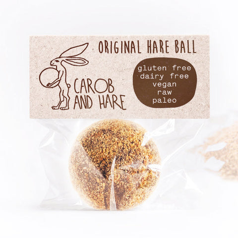 Original Hare Ball - Carob and Hare