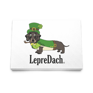 LepreDach Greeting Cards