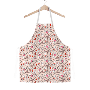 Paris Dogs Apron