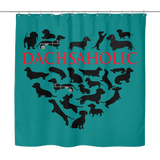 Dachsaholic Shower Curtain 70x70