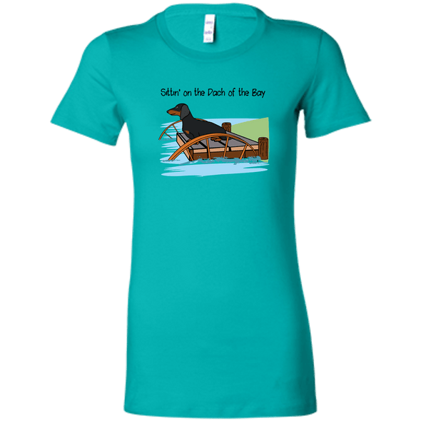 Dach of the Bay B&T SH Bella + Canvas Ladies' T-Shirt