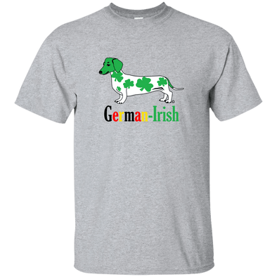 German-Irish Ultra Cotton T-Shirt